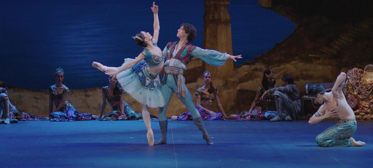 English National Ballet En Paris